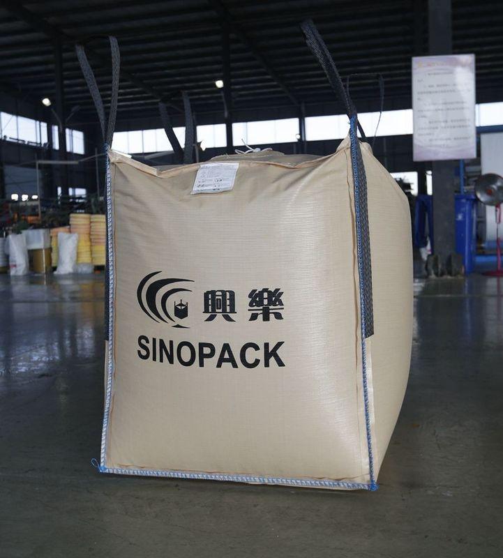 b54f33b485 FIBC ammassano borsa enorme 1000kg ASTM G 154-00 delle grandi merci  pericolose della borsa di ONU